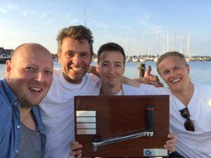 Vinder af Sejlerskole Cup 2016