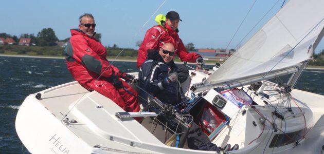DEN593 Finn Pedersen og besætning
