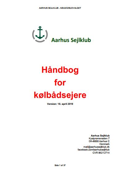 ASK håndbog for kølbådsejere